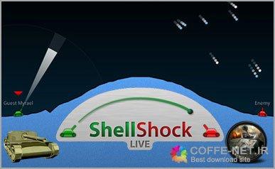 بازی آنلاین , تانک , shellshocklive
