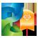 دانلود لانچر بسیار زیبای آندروید GO Launcher EX Prime 5.06 Final