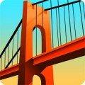 دانلود بازی مهیج و اعتیاد آور پل سازی برای آندروید Bridge Constructor 3.4