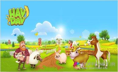 بازی اندروید مزرعه داری