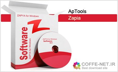 نرم افزار زاپیا ویندوز ZAPYA