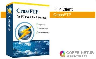 دانلود نرم افزار Cross FTP Client