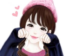 عکس عاشقانه کارتونی کره ای