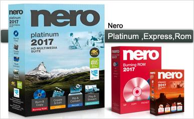 دانلود جدیدترین نسخه Nero 2017