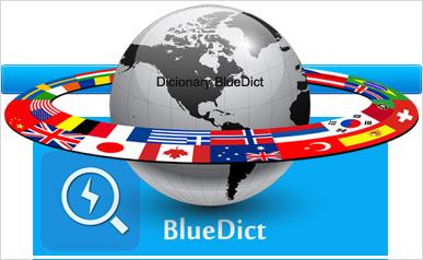 دانلود آخرین نسخه دیکشنری BlueDict