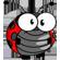 دانلود اسکرین سیور Ladybug on Desktop پرواز کفش دوزک ها بر روی دسکتاپ کامپیوتر