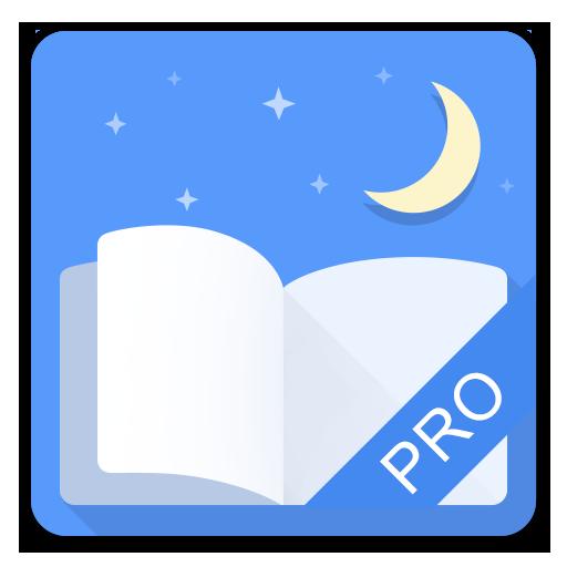 دانلود بهترین نرم افزار مطالعه کتاب در اندروید Moon+ Reader Pro 4.1.2