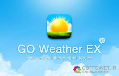 GO Weather Forecast Widgets Premium هواشناسی در اندروید