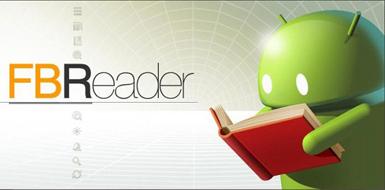دانلود نرم افزار کتابخوان قدرتمند اندروید FBReader
