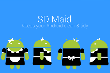 دانلود بهینه سازی و پاکسازی دستگاه اندرویدی SD Maid