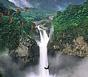 دانلود اسکرین سیور زیبای آبشار کوهستانی Eagles Kingdom Screensaver