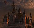 دانلود اسکرین سیور زیبای قلعه ای در آسمان Sky Citadel 3D Screensaver