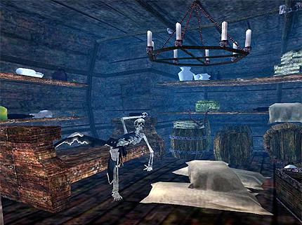 دانلود اسکرین سیور زیبای کشتی دزدان دریایی