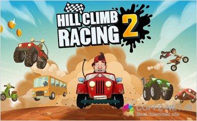 بازی Hill Climb Racing