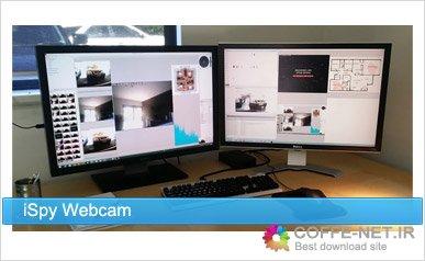 دانلود ورژن جدید ispy webcam camera
