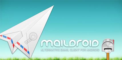 دانلود نرم افزار مدیریت ایمیل ها در اندروید MailDroid