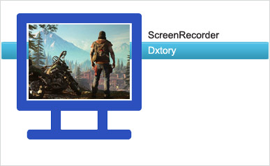 dxtory screen recorder