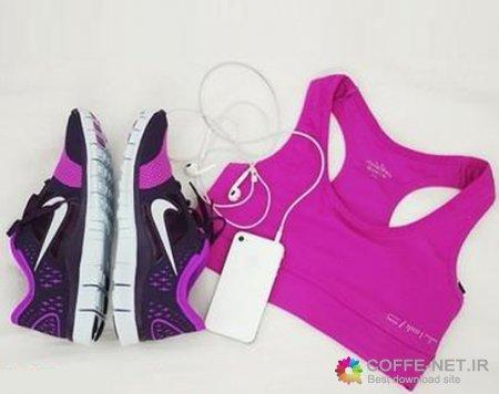 عکس پروفایل ورزشی دخترانه